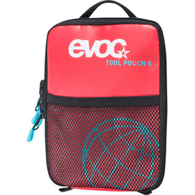 EVOC Tool Bag S red/black